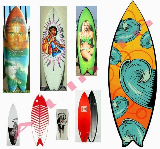 Designs Surboards