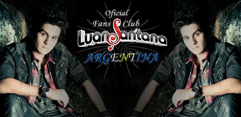 FCO Oficial de Luan Santana en Argentina