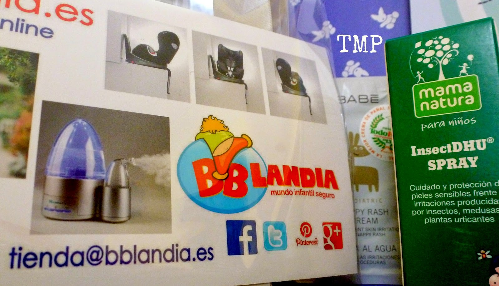 mamá full time todomundopeques cajas regalo bebés maternidad