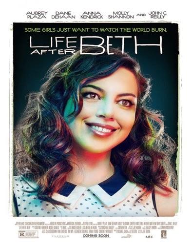 Ver Mi novia es un zombie (Life after Beth) (2014) Online