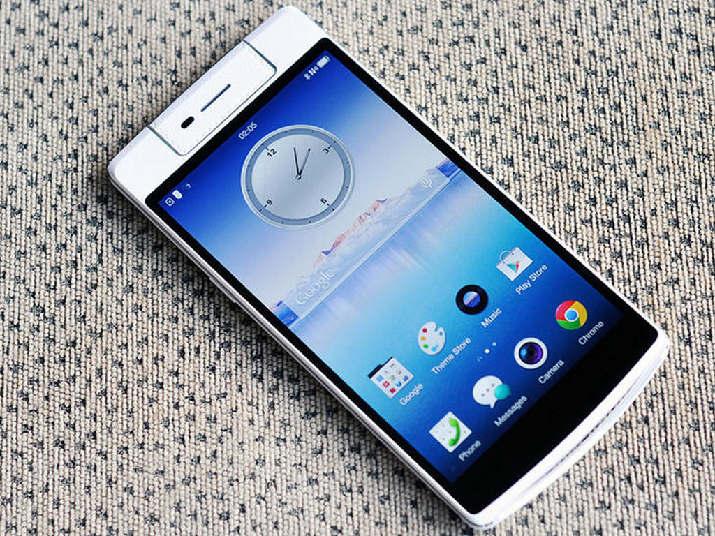 Oppo N3 and Oppo N5 Will Be Available In The Philippines in December
