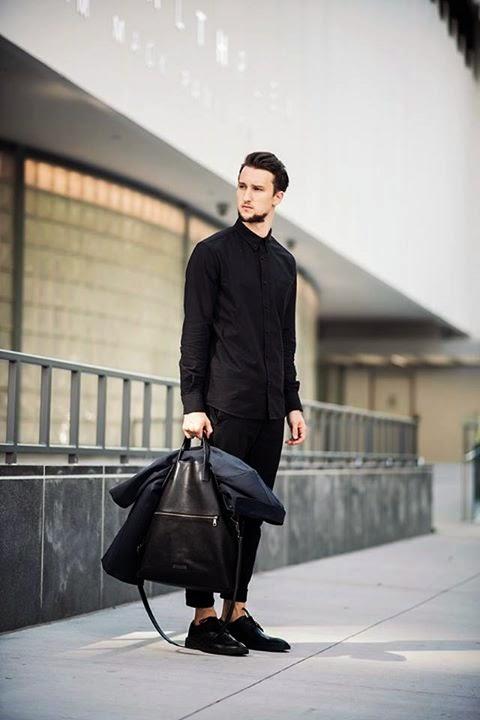 Men Latest Fashion Trends #1.