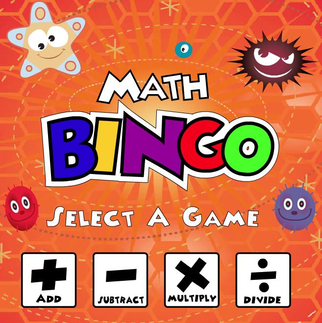 Bingo matemáticas