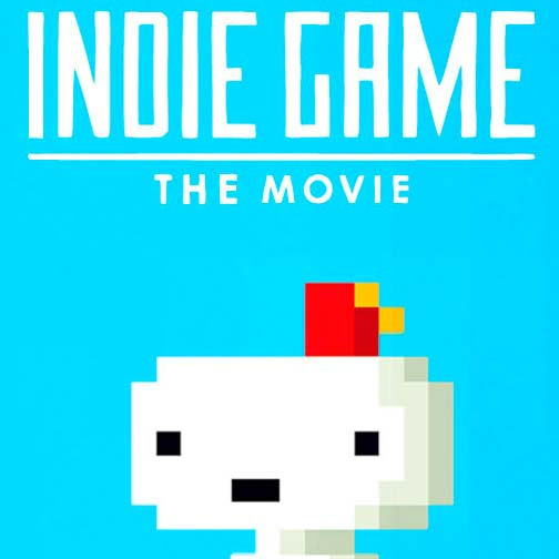 Poster de la película Indie Game: The Movie (2012)