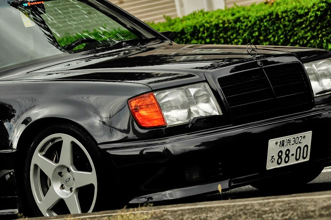 Mercedes benz w124 320te 3 6 amg benztuning for Mercedes benz amg 6 3