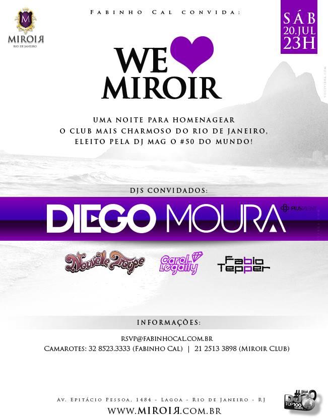 Betaniacaneca we love miroir djs diego moura 20 07 for Miroir rio de janeiro