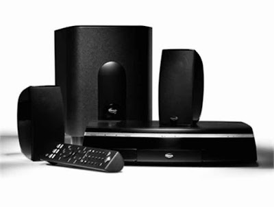 Klipsch CS-500 2.1 Home Theater System W/DVD
