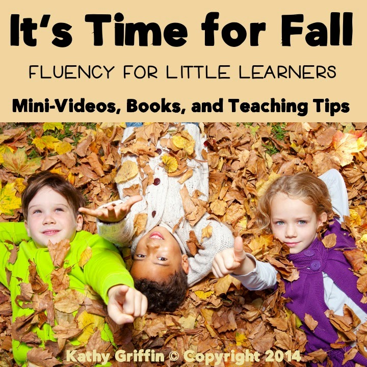 FALL FLUENCY READING FOR LITTLE LEARNERS