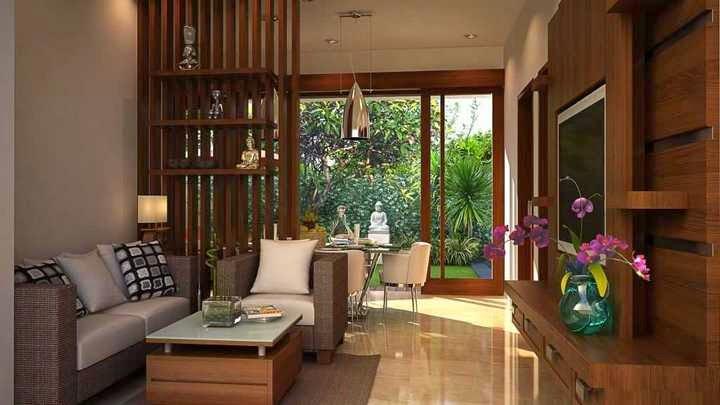 rumah minimalis gaya Jawa