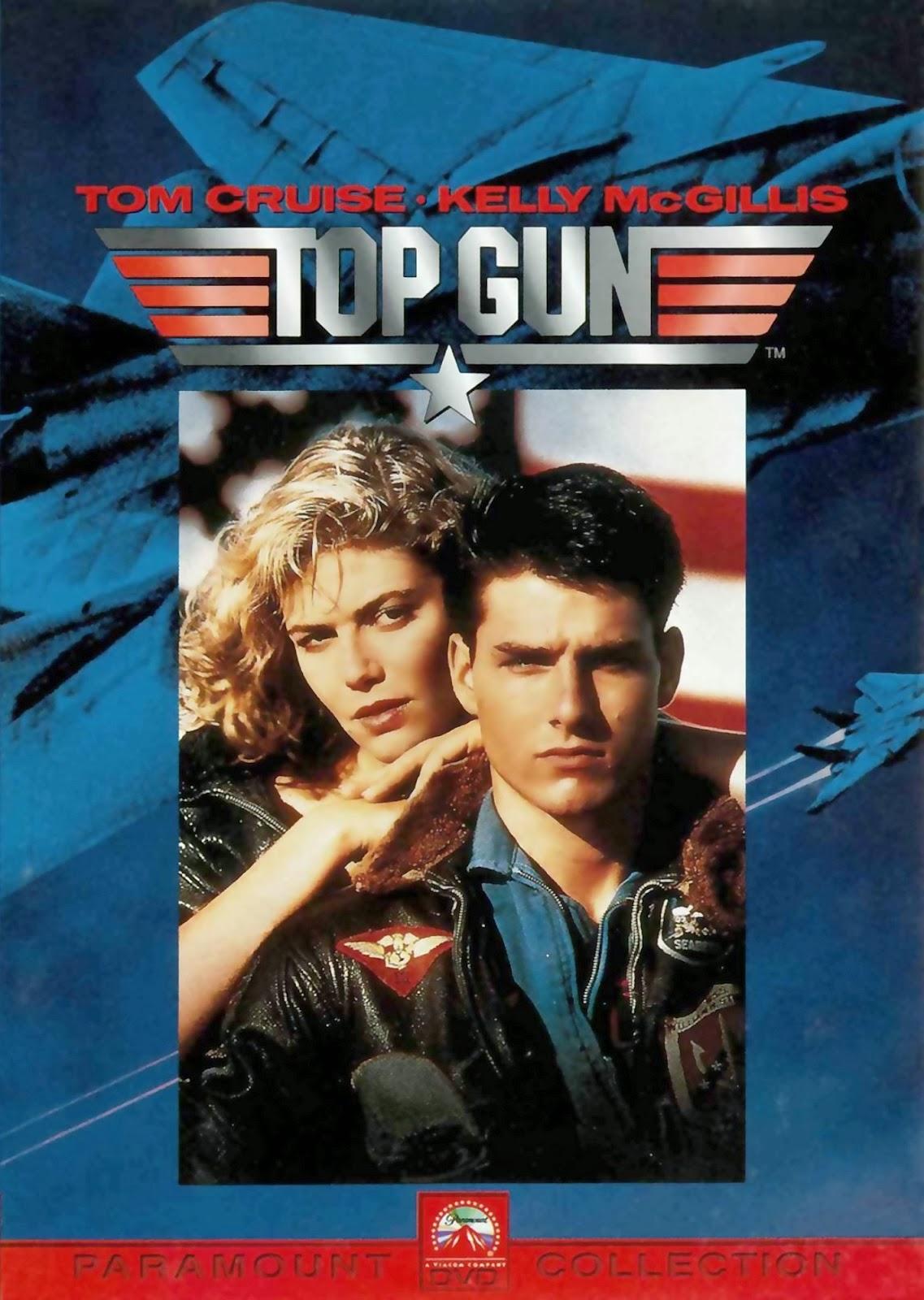 Top Gun: Ases Indomáveis – Dublado (1986)