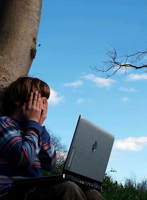 error internet redes sociales