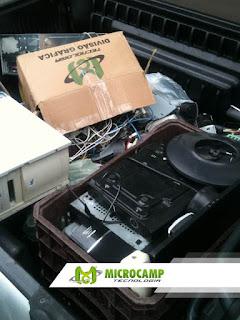 lixo eletronico da microcamp destino correto