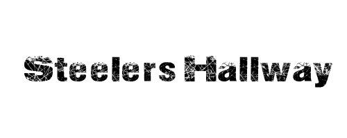 Steelers Hallway