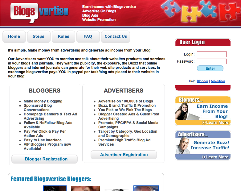 Writing Creatively: How to Write for Blogsvertise, a Paid to Blog Site