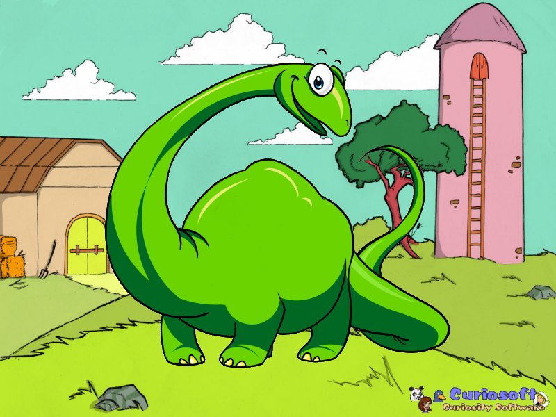 funny fat dinosaur walpapers - photo #5
