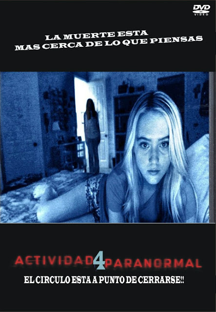 Paranormal Activity 4 [DVD9]