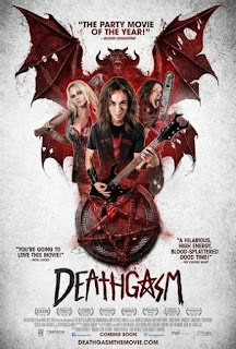 Deathgasm (2015) Horor Movie