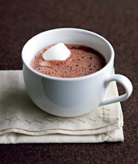 hot cocoa, hot chocolate, December 13