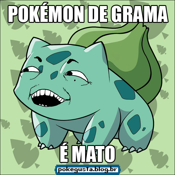bulbasaur pokemon meme