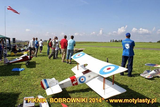 Bobrowniki Piknik Modelarski 2014