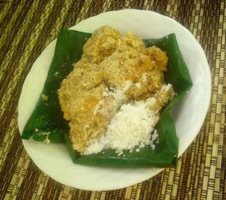 Resep Masakan Nasi Tiwul