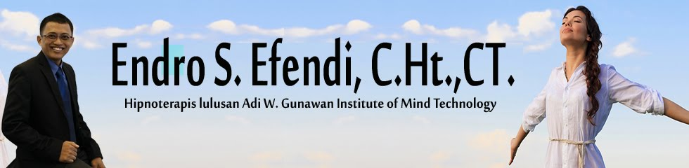 Endro S. Efendi, CHt, CT, CPS.