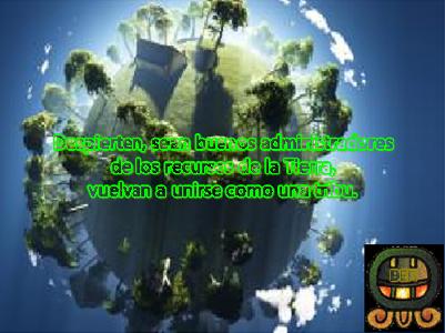 Ante todo, la oportunidad de crecimiento proviene de la amnesia que se experimenta cuando se llega a la Tierra.