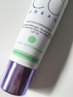 L'Oréal Nude Magique CC Cream Anti-Rötungen