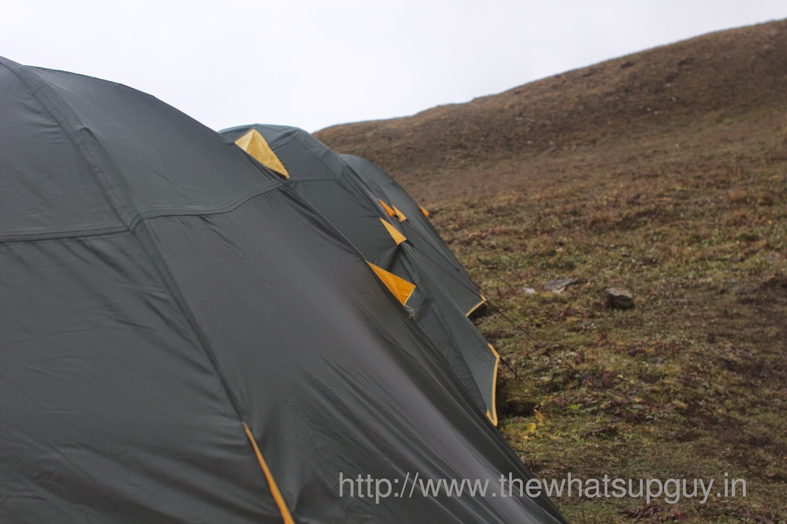 Tents Roopkund Trek With India Hikes Day 5