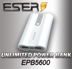 ESER UNLIMITED POWER BANK EPB5600