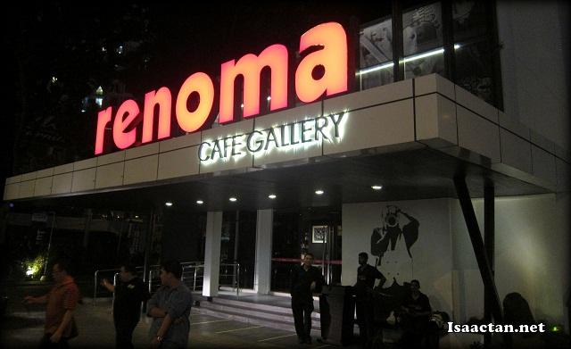 Renoma Cafe Gallery @ Bukit Bintang KL