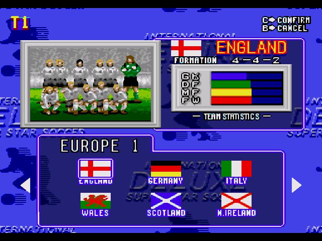Super Star Soccer ¡Deluxe! yo te banco