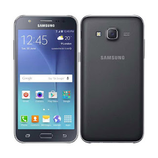 Samsung Galaxy J7 Black Smartphone
