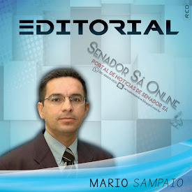 Editorial Semanal Com Mario Sampaio