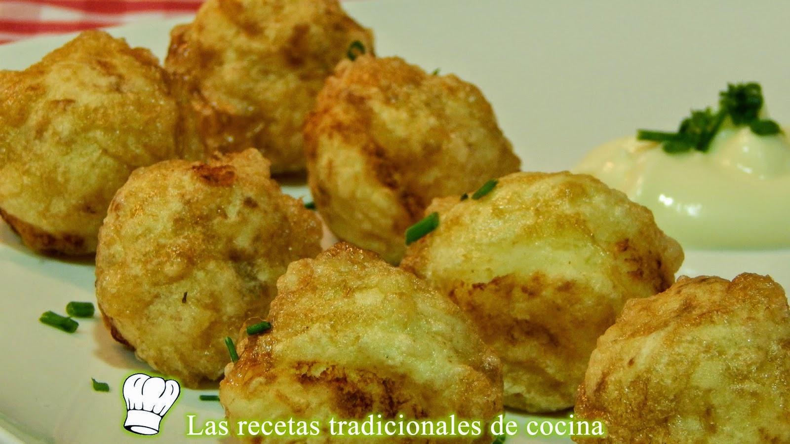 Patatas huecas