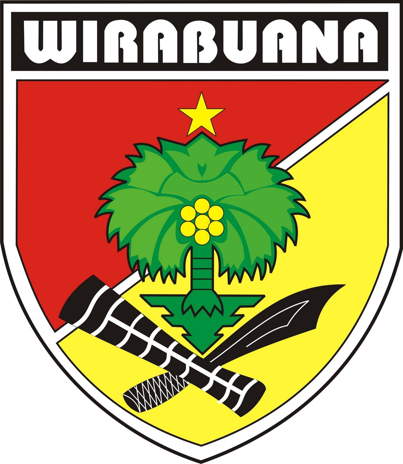logo kodam iskandar muda bukit barisandiponegoro dan