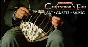 Don't miss out on the Gatlinburg Craftmen's Fair for Unique handmade gifts.