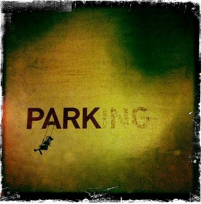 Banksy Graffiti Art Galleries Parking Creativity