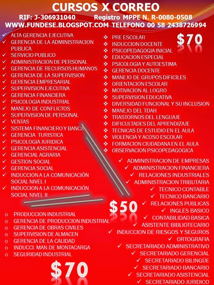 Para residentes fuera de Venezuela