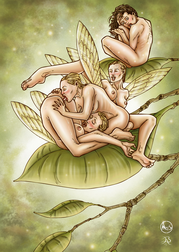 imagenes de hadas desnudas: