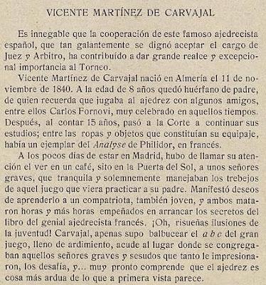 Vicente Martínez de Carvajal visto por José Paluzíe y Lucena (1)
