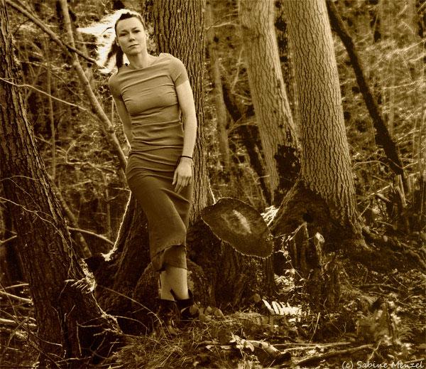 Psynopsis Zign Boots by Zalando Vintage Kaliko Dress