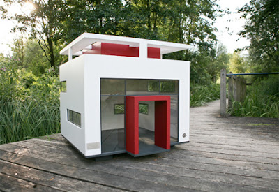 Amazing houses for dogs