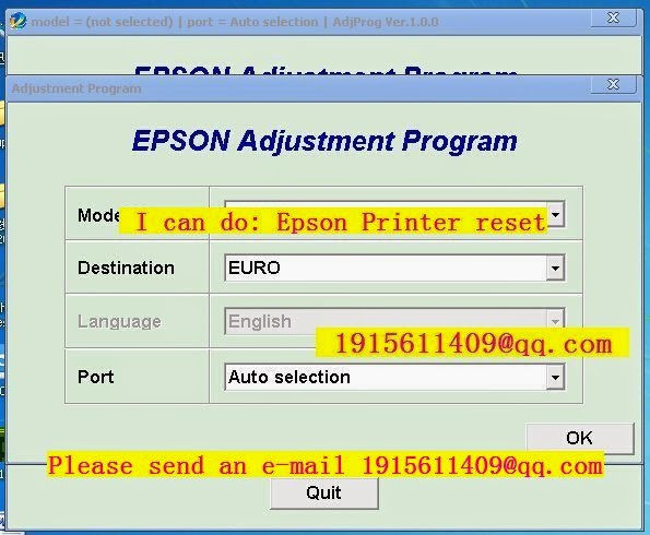 epson tx710w adjustment program