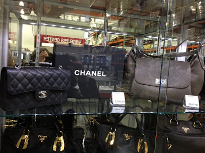 Chanel Bags at Costco