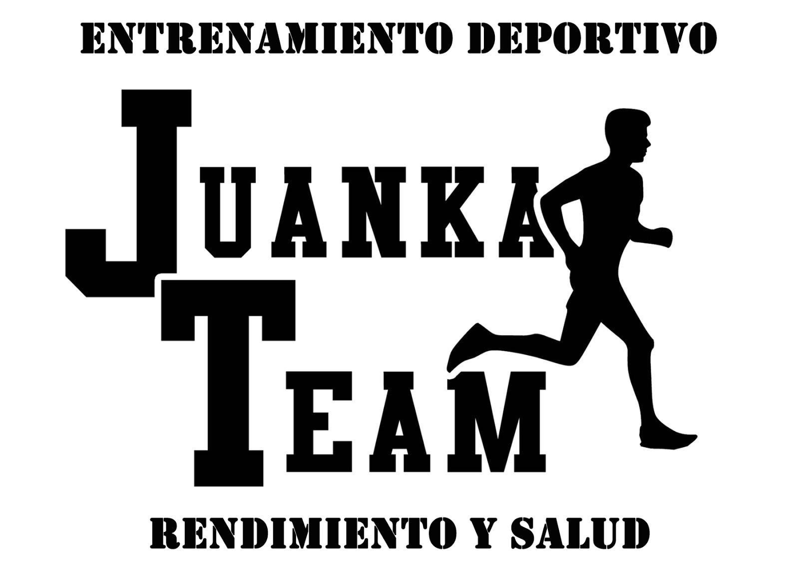 Entrenamiento Online y Presencial Juanka Team