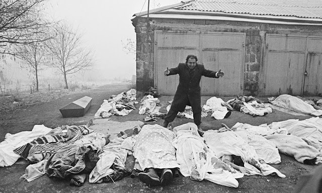 Recordando el terremoto de 1988 en Armenia