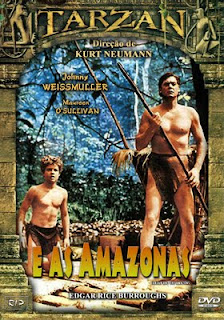 Tarzan.e.As.Amazonas Tarzan e as Amazonas DVDRip AVI Dublado