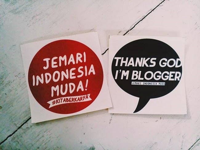 Jemari Indonesia Muda dan Jamban Blogger
