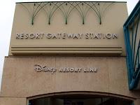 ディズニーリゾートゲートウェイステーション